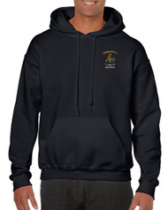 Drybrook Girls Rugby Black Adult Hoody