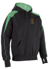 Drybrook Junior Rugby Black Adult Pro Hoody