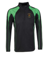Drybrook Junior Rugby Black Adult Pro Midlayer