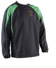 Drybrook Junior Rugby Black Adult Contact Top