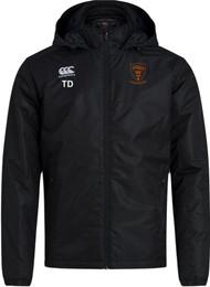 Uttoxeter Black Stadium Jacket