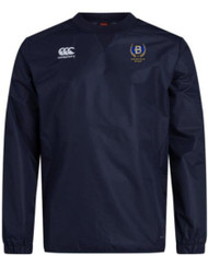 Bournville RFC Adult Navy Club Contact Top