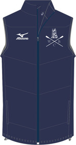 Warwick Boat Club Mens Navy Stock Gilet