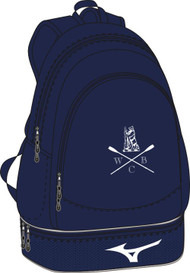 Warwick Boat Club Navy Backpack