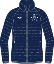 Warwick Boat Club Mens Navy Saporo Jacket