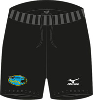 Stunts 7's Black Gym Shorts