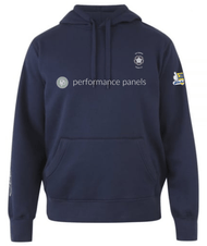 Kettering Town CC Junior Squad Adult Navy Team Hoody