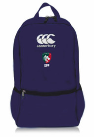 Leicester Tigers CCC Navy Medium Backpack