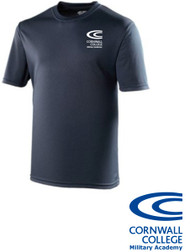 Cornwall College Military Academy Technical T (Optional, Unisex)