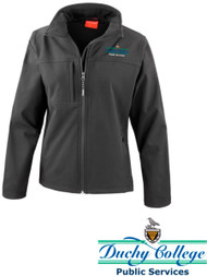 Duchy College Public Services Softshell Jacket (Optional)