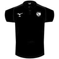 Orwell FC Black Cotton Polo