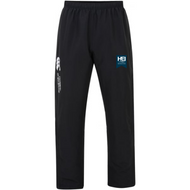 HOW College HEI Mens Black Open Hem Stadium Pant