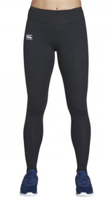 HOW College HEI Ladies Black Full Length Tights