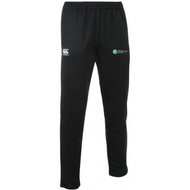 HOW College Sports Department Mens Black Stretch Tapered Pant