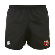 Spartans RFC Adult Black Advantage Short