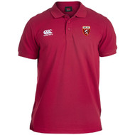 Spartans RFC Adult Red Waimak Polo