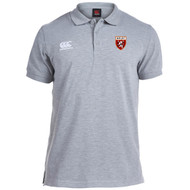 Spartans RFC Adult Grey Waimak Polo