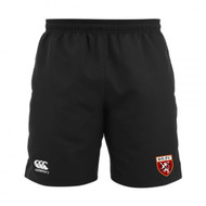 Spartans RFC Adult Black Team Short