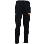 Spartans RFC Adult Black Tapered Stretch Pant