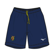 Bournville Hockey Unisex Navy Bermuda Shorts
