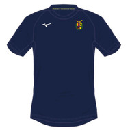 Bournville Hockey Junior Navy Core Dry Tee