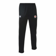 Moseley Women's Team Black Tapered Stretch Pants