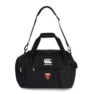 Spartans RFC Black CCC Medium Bag