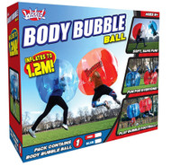 Wicked Body Bubble Ball