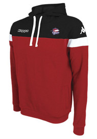 COB Rockets Junior Accio Hoodie in Black & Red