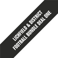 Lichfield District Football Bundle Deal One (x 10 Ball Bundle)