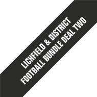 Lichfield District Football Bundle Deal Two (x 5 Ball Bundle)