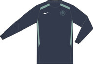 Queen's College, London Womens Nike Training Crew Midlayer
