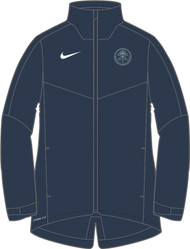 Queen's College, London Unisex Nike Youth Rain Jacket