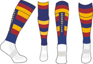 Bournville Hockey Home Socks