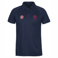 Northants Cricket Seniors Navy Matrix Polo