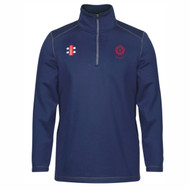 Northants Cricket Seniors Navy Storm Fleece
