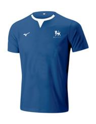 BCU Mizuno Men's Authentic Rugby Shirt