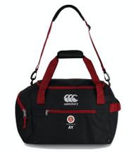 Moseley Women's CCC Medium Sportsbag Black/Red Dahlia