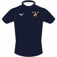 Birmingham Rowing Club Men's Yamabushi Short Sleeve Baselayer Top