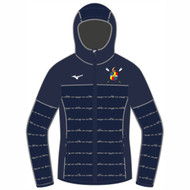 Birmingham Rowing Club Men's Sapporo Hooded Hybrid Jacket