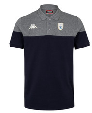 Sedgemere FC Navy/Grey Kappa Pianetti Polo