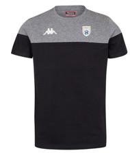 Sedgemere FC Navy/Grey Kappa Siano T-Shirt