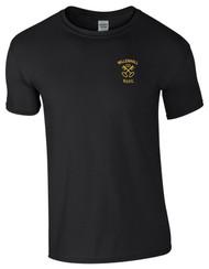 Willenhall RUFC Junior Black/Maroon Tee