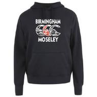 Moseley M&J Junior Black CCC Hoody Design 02