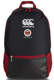 Moseley Women's CCC Back Pack Black/Red Dahlia