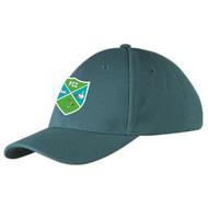 Podington CC Senior Green Cricket Cap