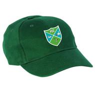 Podington CC Senior Green Melton Cap