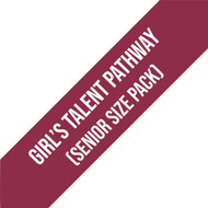 Northants Girl's Talent Pathway Senior Pack