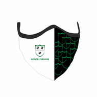 Worcestershire CCC Pathway Face Mask