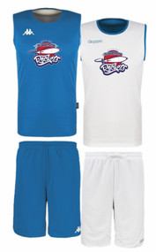 COB Rockets Cairosi Junior Reversible Set Blue/White